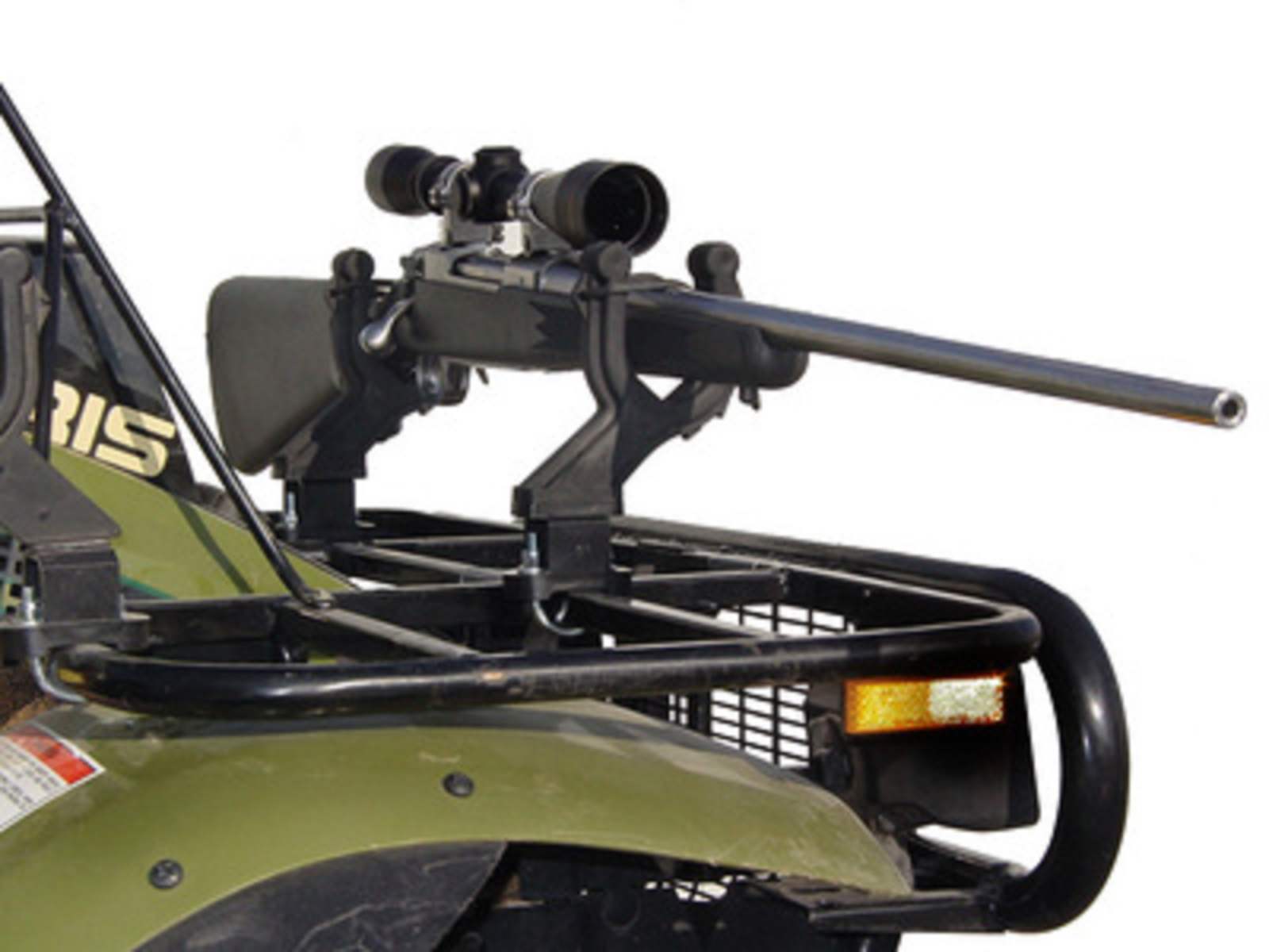 All Rite All Terrain Graspur ATV Gun / Bow Rack Single - ATV1