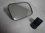 "Bad Dawg 1.50"" Universal Side Rear View Mirror"