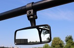 "Arctic Cat Wildcat Bad Dawg 1.75""  Convex Side Rear View Mirror"