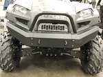 Polaris Ranger XP800 2010-2014 Bad Dawg Front Bumper w/Bull Bar & Winch Mount
