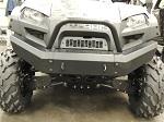Polaris Ranger XP800 2010-2014 Bad Dawg Front Bumper w/Bull Bar & Winch Mount