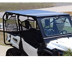 Honda Pioneer 1000-5 Crew Cab Aluminum Top Roof Cover Black | 693-7008-00