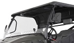 Intimidator UTV Bad Dawg Lexan Front Windshield with Sliding Vents