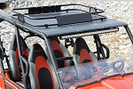UTV Side by Side SXS Bad Dawg Universal Roof Cargo Rack