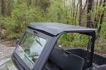 Polaris Ranger 570 Midsize 2015-2016 Bad Dawg Black Aluminum Hard Top Roof