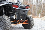 Polaris RZR XP1000 RZR4 XP 1000 2014-2018 Custom Rear Square Tube Bumper