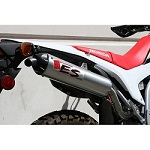 Big Gun ECO Series Slip On Exhaust for Honda CRF 250L 2013-2014 MX 07-0122