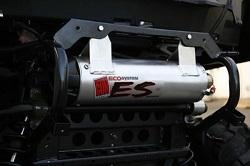 Big Gun ECO Series Slip On Exhaust for Polaris RZR 570 2013-2015 UTV 07-7582