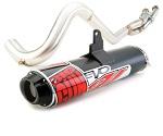 Big Gun EVO U Full Exhaust for Polaris Sportsman 500 HO 2001-2013 ATV 12-7503