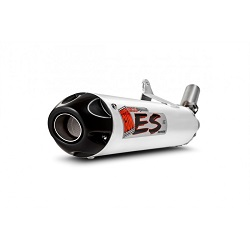 Big Gun ECO Series Slip On Exhaust for Yamaha YFZ 450 2004-2009 / 2012-2013 ATV