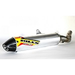 Bill's Pipes SA-4 Slip On Exhaust 2007-2011 WR 450F 41-YW4507