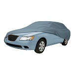 "Classic Accessories Polypro 1 Sedan Car Cover | 176"" to 190"" 