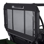 Yamaha Rhino 450 660 700 2004-2013 QuadGear Instant Rear Window Dust Stopper