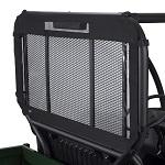 Kawasaki Mule 600 610 QuadGear Instant Rear Window Dust Stopper