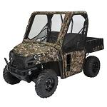 UTV Cab Enclosure Camo | Polaris Ranger 2009-2014 500 700 800 Fullsize Models