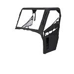 UTV Cab Enclosure Black | Yamaha Rhino 2004-2013 w/ Half Door Models