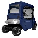 EZGO TXT RXV 1994-Up Golf Cart Deluxe FadeSafe Cab Enclosure | Navy News