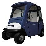 Club Car Precedent 2004-Up 2 Person Golf Cart Deluxe Cab Enclosure |Navy News