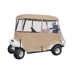 Classic Accessories Fairway 2 Person Deluxe 4-Sided Golf Cart Enclosure | 72072