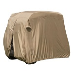Classic Accessories Fairway 2 Person Golf Cart Easy-On Storage Cover | 72402