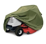 "All Season Lawn Tractor Storage Cover Up to 54"" - Olive 
