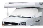 RV Motorhome Windshield Cover Chevy GMC 1973-96 Grey