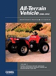 1988-1992 ATV All-Terrain Pro Maintenance Service Repair Manual | Clymer ATV21
