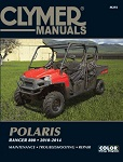 Polaris Ranger 800 2010-2014 Maintenance Service Repair Manual | Clymer M293