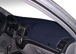 Dodge Challenger 2015-2019 Carpet Dash Board Cover Mat Dark Blue