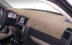 Chrysler Lebaron GTS 1985-1988 Brushed Suede Dash Board Cover Mat  Mocha
