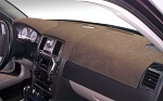 Infiniti Q60 2014-2017 Brushed Suede Dash Board Cover Mat Taupe