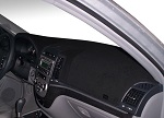 Toyota Starlet 1981-1982 No Vents Carpet Dash Cover Mat Black