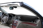 Fits Hyundai Veracruz 2007-2012 Dash Boardtex Dash Board Cover Mat Black