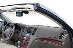 Fits Hyundai Entourage 2007-2009 Dashtex Dash Board Cover Mat Grey