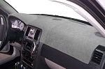 Mini Cooper Clubman 2016-2019 No HUD Sedona Suede Dash Cover Mat Grey