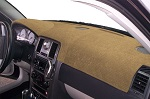 Chrysler TC Maserati  1989-1991 Sedona Suede Dash Board Cover Mat Oak