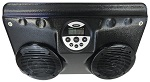 John Deere Gator XUV The Impulse Overhead Stereo AM/FM w/ Aquavibes