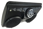 John Deere Gator XUV The Impulse Overhead Stereo AM/FM w/ Rockford Fosgate