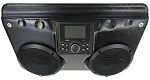 John Deere Gator XUV The Impulse Overhead Stereo Velex w/ Rockford Fosgate