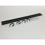 Kubota RTV900 X900 1120 RMT Overhead Stereo Roll Cage Mounting Bracket