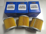 1995-2000 Kawasaki KEF300A Lakota EMGO 10-30000 Oil Filter 3 Pack