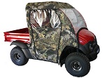 Kawasaki Mule 600 610 UTV Full Cabin Cab Enclosure | Custom Made to Order