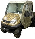 Kubota RTV 500 UTV Full Cabin Cab Enclosure System | Custom Made to Order