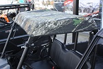 Polaris Ranger 400 500 570 800 2010-2014 Mid-size Roll Cage Soft Top Roof | Camo