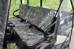 Polaris Ranger 400 500 570 800 Midsize 2010-2014 UTV Bench Seat Cover