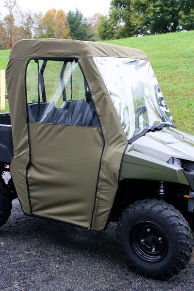 Polaris Ranger 400 500 800 Midsize 2010-2013 UTV Full Cabin Cab Enclosure