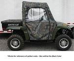 Arctic Cat Prowler UTV Side by Side Full Cabin Cab Enclosure System | Black