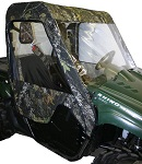 Yamaha Rhino 2004-2013 Full Cabin Cab Enclosure w/ Factory Doors | CAMO