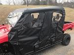 Yamaha Viking VI 6 Seat 2015+ Door Side Enclosures Doors Custom Made | Black