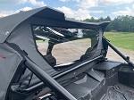 Yamaha YXZ 1000R 2016+ Rear Window Dust Stopper  Custom Made   Black